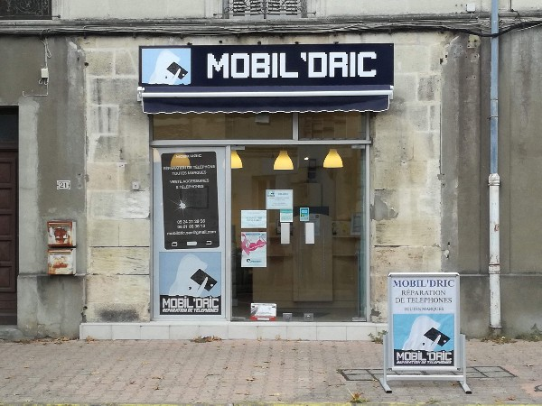Mobil'dric Saint André de Cubzac